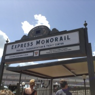 Express Monorail line