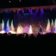 Elsa, Anna & Kristoff