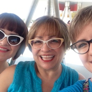 #tram #selfie