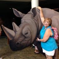 Rhino love!