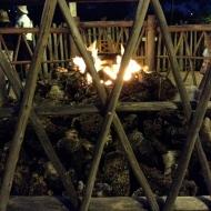 a fire pit!