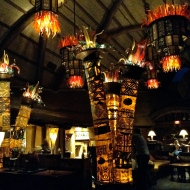 Lobby of Kidani Village