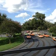 Orange Cars!