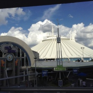 Space Mountain...