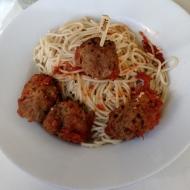 GF Spaghetti & Meatballs