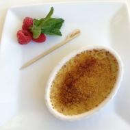 GF Pistachio Creme Brulee
