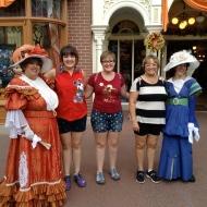 Victoria Trumpetto, Beatrice Starr & Us