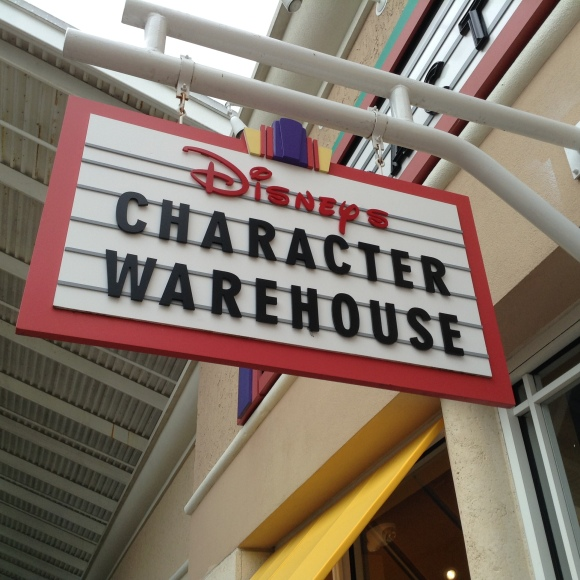 The Character Warehouse!