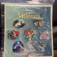 Little Mermaid Pins