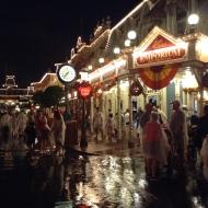 Beautiful rainy night!