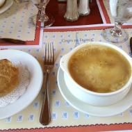 GF French Onion Soup & Bread