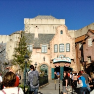 Arriving at Maelstrom