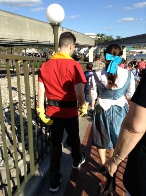 Gaston & Belle