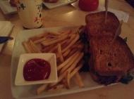 GF Roast Beef Sandwich